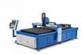 Mesas de Corte CNC  Absoluta - máquina possui uma estrutura em tubo soldado que compõe o sistema Light weight .