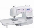 Brother SQ9000 eletrônica  - máquina de costura computadorizada com máxima flexibilidade para expressar sua criatividade ideal para quilting e patchwork.