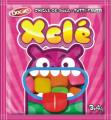 Chickles Xclé 3,4g tutti-frutti