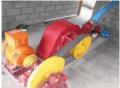 MCH Pelton - as turbinas do tipo Pelton são constituídas por uma ou mais rodas dotadas de pás em forma de conchas, e um ou mais injetores.