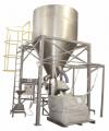Silo homogeneizador SE8000 -  construído em aço inoxidável, com capacidade para até 8 mil litros.