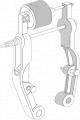 Freio binder