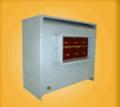 Transformadores de força com caixa - atende a todas as especificações das normas ABNT, ANSI e IEC.