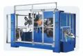 Coiller duplo automático para tubos flexíveis - o bobinador duplo totalmente automático, garante uma alta produção em linhas de extrusão de tubos flexíveis e semi-rígidos.