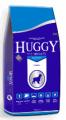Huggy Adulto - a sua fórmula propicia maior longevidade, vitalidade, aparência saudável e excelente condição física para seu melhor amigo.