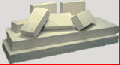 Calorisol 1040 - Superex B - isolante térmico refratário, isento de amianto, à base de Sílica Diatomácea.