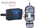 Necessaire Travel Kit G - Preta e Azul