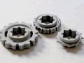 Engrenagens em Nylon, Aço inoxidável, Aço Carbono