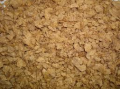 Proteína de soja texturizada