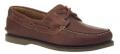 Sapato Boat Shoe Marrom
