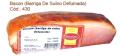 Bacon (Barriga De Suíno Defumada)