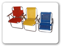 Cadeira reforçada
