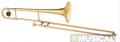 Trombone de Vara Jupiter JSL232L em Sib (Bb) com Case - Laqueado Dourado