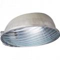 Luminária LP1 /Braço 1M com vidro