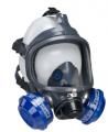 Conjunto de Proteção Respiratória (Facial Panorâmica)