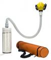 Conjunto de Proteção Respiratória CO2 PRO (simples)