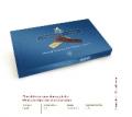 Caixa Rama Mista (Chocolate Preto e Branco) - 110g