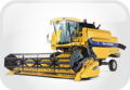 Colheitadeiras New Holland TC