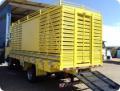 Carroceria para transporte de bovinos