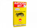 Raticida M7 Isca Peletixado