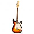 Guitarra Dolphin DGS05 Strato Sumburst