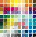 Pigmentos em pó COLORMATCH para termoplásticos