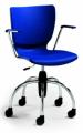 MONO 170 BG - Cadeira giratória com braços