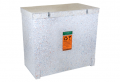 Container Ecológico para Armazenar Lâmpadas
