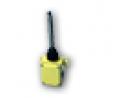 Chave detectora de desalinhamento com haste flexível de aço inox