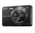 Câmara Digital Sony DSC-W125 Preta