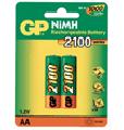 Bateria Recarregável AA GP 2100MAH - Par