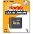 Bateria Recarregável Íon Lithium Kodak KLIC7001 (720 MAH)