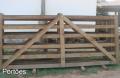 Portoes em madeira