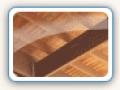 Forro em madeira