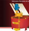 Misturador de argamassa MPVF 350 / 500 Litros