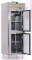 Geladeira Comercial 02 Portas Congelados Inox 110V (GC2PC)