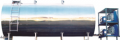 Tanque Formato Horizontal