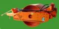 Rolo Compactador Rebocável Vibratório Mamute