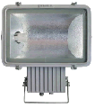 Lâmpadas utilizáveis: até 400w VM, VS, Metálico. Pode ser fornecida s/alojamento p/ reator (1PLE 3110).