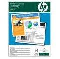 Papel HP Transparencia Color