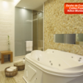 Banheiro em granito