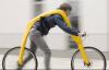 Estudantes alemães criam bicicleta de correr com os pés
