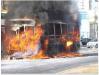 Protesto contra aumento deixa 200 mil sem ônibus em Teresina.