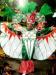 Reino Unido retrata vida de santo em desfile carnavalesco em Manaus, AM