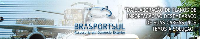 Brasportsul - Assessoria Comércio Exterior, Ltda, Porto Alegre