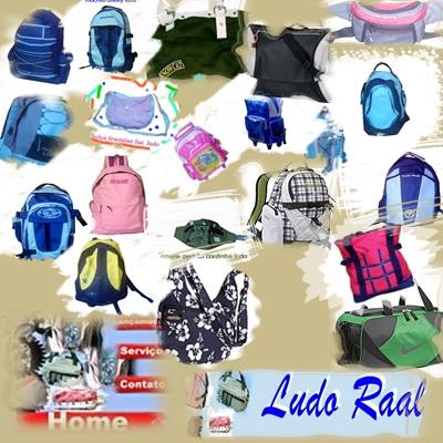 Fabrica de bolsas Kobby  Ludo Raal, Ltda, Duque de Caxias
