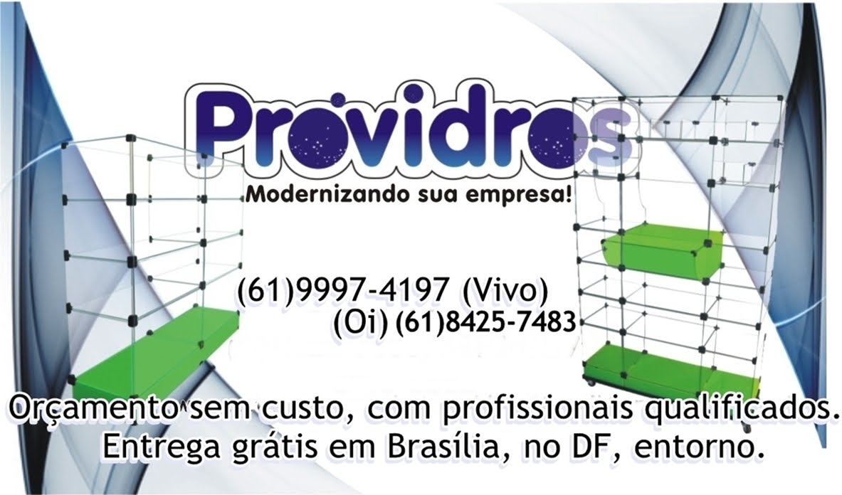 Vidro Modulado Temperado,Ltda, Brasília