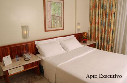 Encomenda Pacote - Hotel Atlante Plaza - Apto Standard - Café da Manhã