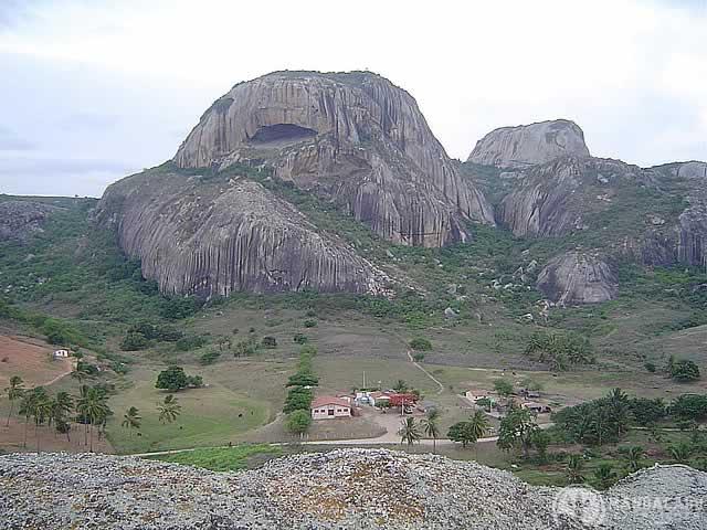 Encomenda Pacote Pedra da Boca - Paraiba