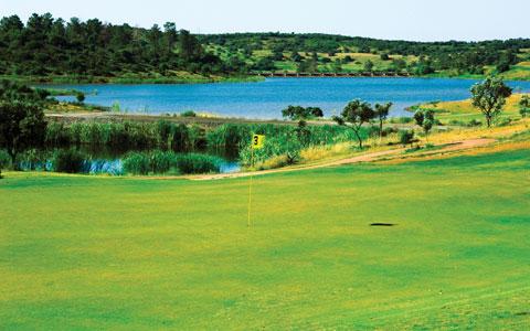 Encomenda CS Álamos Golf - Um campo diferente